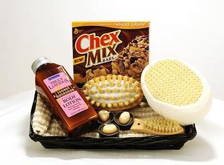 Chex mix basket