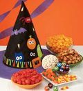 Popcorn Factory Witch Hat with Treats