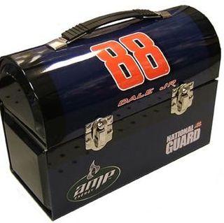 NASCAR Dome Lunch Box