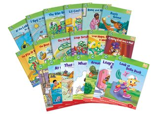 Leapfrog 18 book set