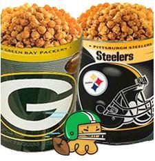 NFL Team Popcorn