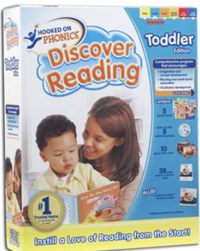 Hooked on phonics Toddler