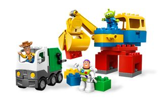 Lego Toy Story Alien Space Crane
