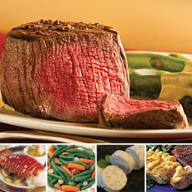 Omaha steaks valentine