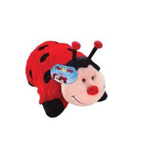 Ladybug pillow pet