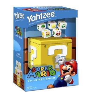 Mario yahtzee