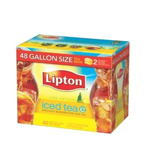 If You Like Your Sweet Tea In The Summer Now Is Chance To Stock Up And Be Ready Get Lipton Iced 48 Count Gallon Sizetea Bags