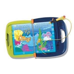 Leappad read and write