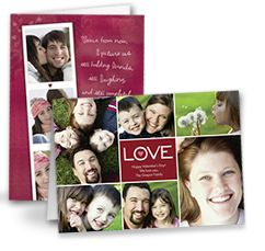 Valentine card cardstore