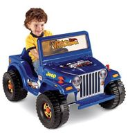 Power wheels hot wheels jeep