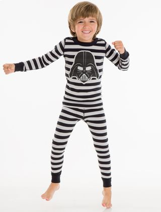 Hanna andersson star wars darth vader pajamas 2