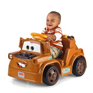 Cars 2 ride on mater