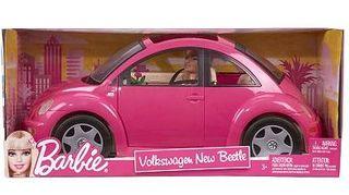 Kohls barbie volkswagen