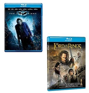 Walmart 2 for 8 bluray
