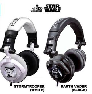 Star wars headphones