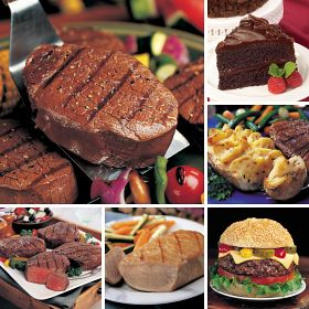 Omaha steaks tasteful gift