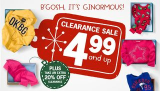 Osh kosh clearance sale