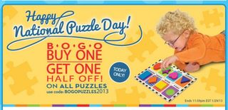 Melissa & doug puzzles