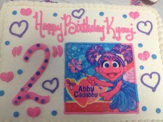 Kynzi abby cake
