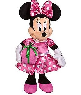 Minnie mouse porch greeter