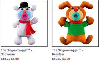 Sing-a-ma-jigs