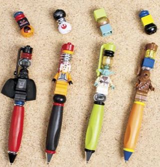 Ltd star wars lego pens