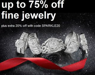 Sears jewelry sale