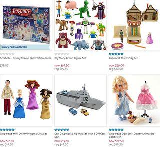 Disney store 20% off