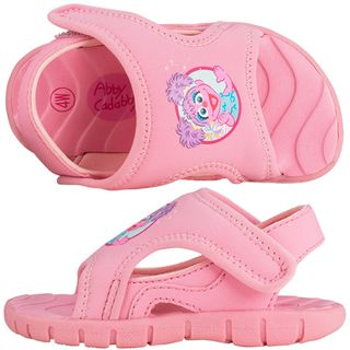 Girls' Abby Cadabby Splash Sandals