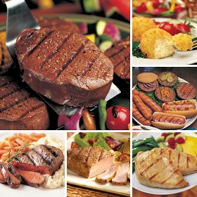 Omaha steaks entertainer