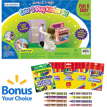 Color&play kitchen set