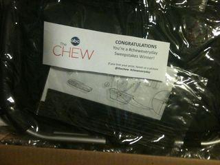 The chew prize 1