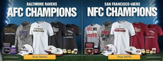 Super Bowl Gear