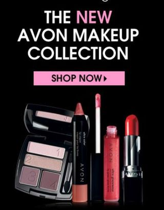 Avon new makeup