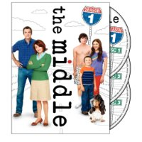 The middle season one dvd