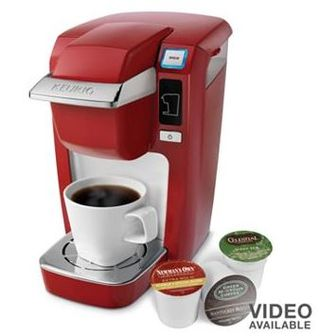 Keurig mini red