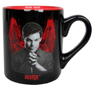 Dexter dark passenger mug