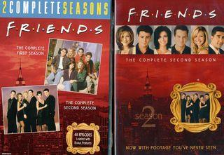 Friends complete seasons