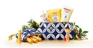 Burt's bees gift sets