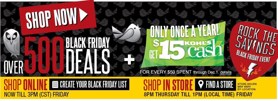 Bargain hunting moms hot holiday toys kohls 500 black friday deals live now kohls cash coupon code fandeluxe Images