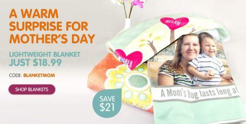 Blanket for mom