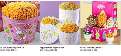 Popcorn factory easter