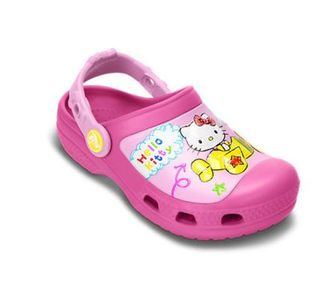 Hello kitty clogs