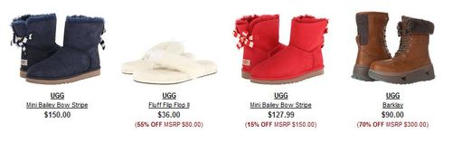 7c3f8a94a16 6pm Rare Coupon Code, Free Shipping, Deals on Ugg, Oakley, Under ...