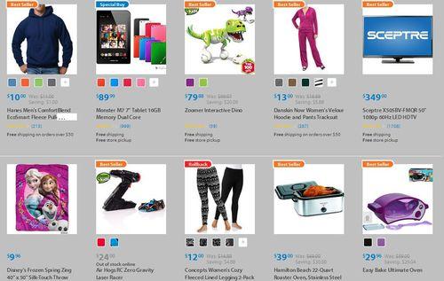 Walmart pre black friday deals