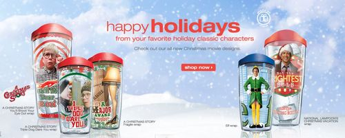 Tervis christmas cups