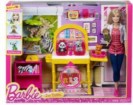 Barbie I can be a zoo vet