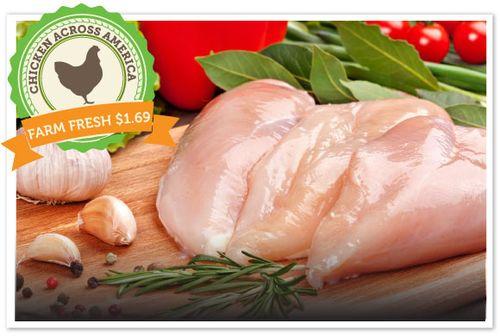 Zaycon fresh chicken