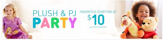 The Disney Store PJs, Nightgowns & Plus for $10
