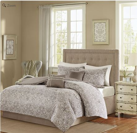 Stafford 5 piece comforter set
